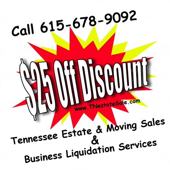 Estate Sales Liquidation Nashville Tennessee