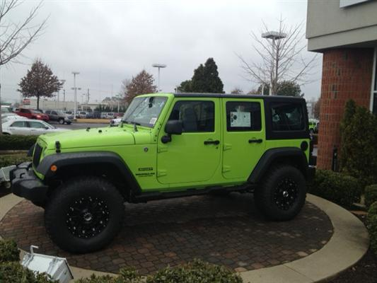 Wolfchase Jeep Mopar Factory Lift Kits