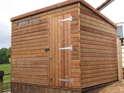 Security sheds by Beast Sheds