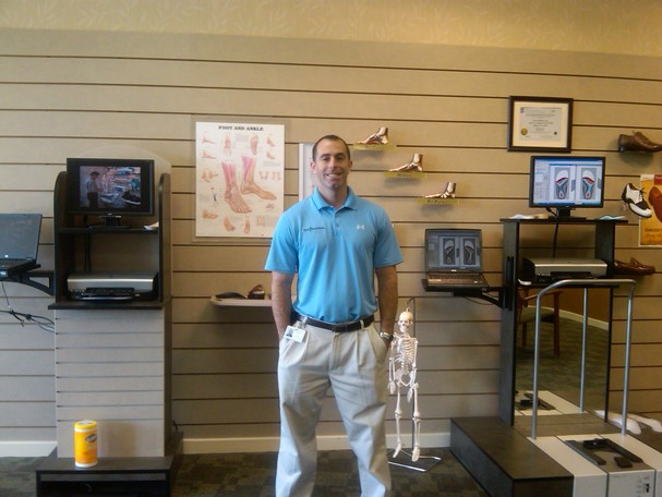 foot solutions estero - chris cole