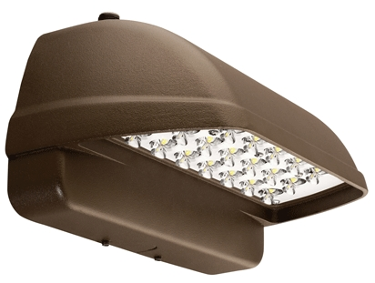 Hubbell Outdoor Laredo LNC2-18LU Architectural LED WallPack