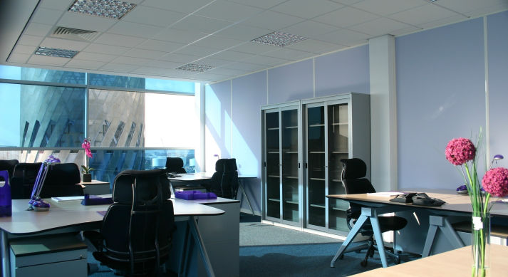 Serviced offices in London SE1