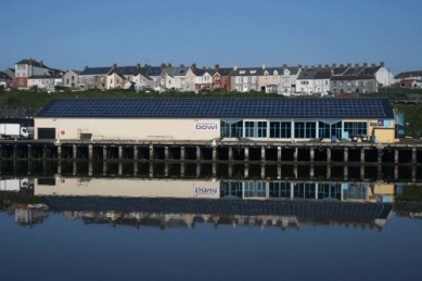 Opus Energy renewable generator Port of Milford Haven