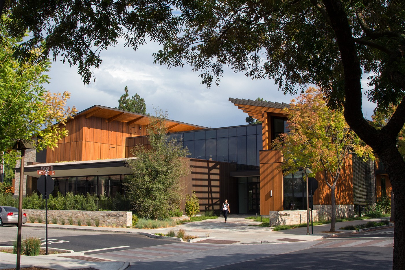 David And Lucile Packard Foundation, Best Green Project, Photo by Nick Elias