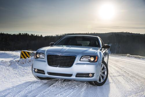 2013 Chrysler 300 Glacier Available in Stillwater, Oklahoma