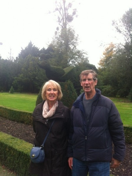 Patricia and John Swanwick