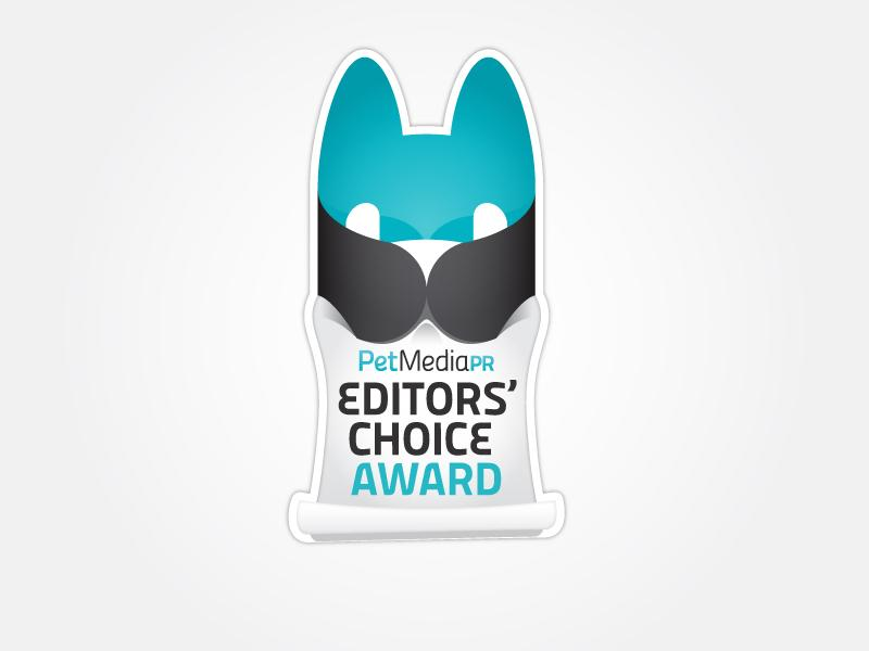 Pet Media PR Editors Choice Logo