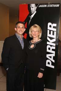 Jamie Telchin and Boca Raton Mayor Susan Whelchel