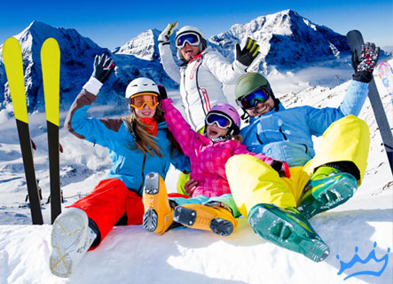 Vacation Club - Skiing
