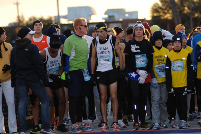 Hot Chocolate 15k/5k comes to Dallas on Feb. 9.