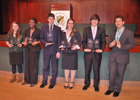 Bear Creek Winners at Grizzlies Forensics Invitational