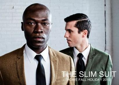 The Slim Suit by Howe