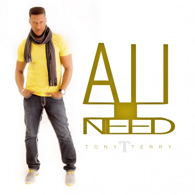 "Tony Terry ""All I Need"""