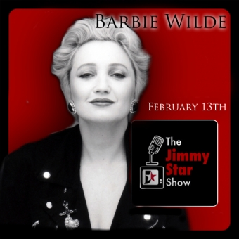 Barbie Wilde on The Jimmy Star Show