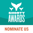 @JimmyStarShow for Best #Webshow in The Shorty Awards