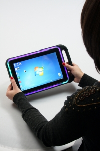 A new Windows tablet from X2 Computing for bingo and gaming applications
