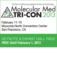 Molecular Medicine Tri-Conference - Free Hall Pass Until February 1, 2013