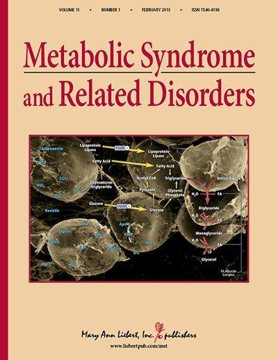 Metabolic Syndrome and Related Disorders