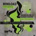MINI027 is out now on Miniload Records in digital & vinyl format!