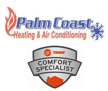Palm Coast Heating & AC team attends TRANE Boot Camp.