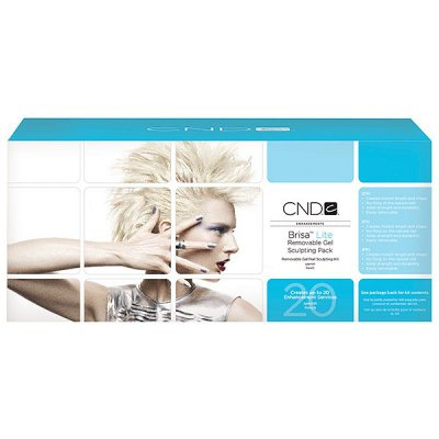 CND Brisa Lite Removable Gel Sculpting Pack
