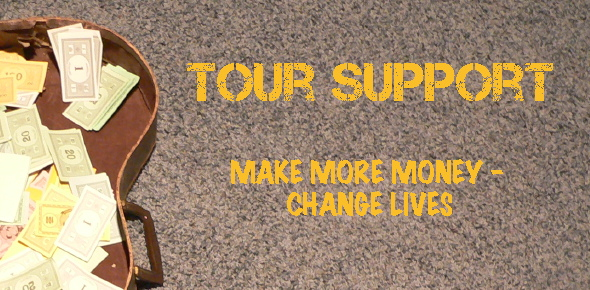 Learn How and Where to Get Tour Support