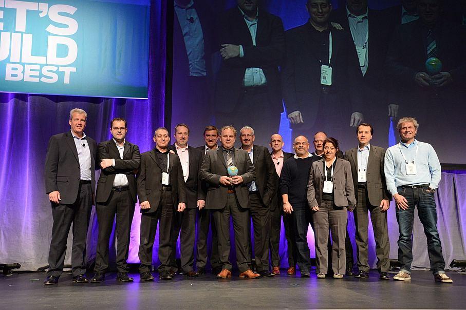 Westcon Juniper Award