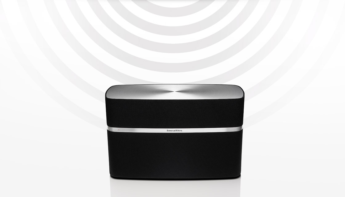 bowers wilkins wireless  speaker awarded  stars
