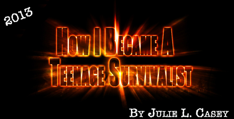 How I Became A Teenage Survivalist