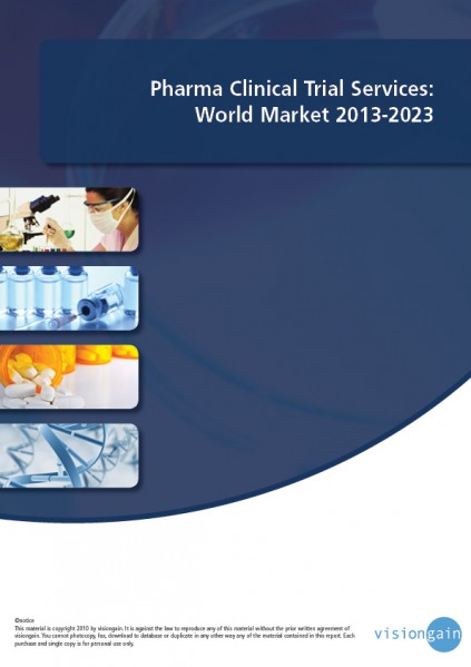 Pharma Clinical Trial Services World Market 2013-2