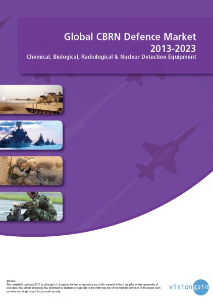 Global CBRN Defence Market 2013-2023 Cover