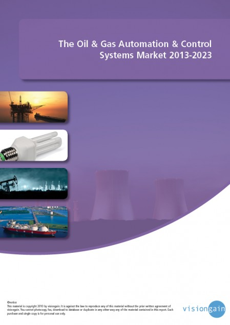 The Oil & Gas Automation & Control Systems Market