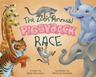 The Zoo's Anuual Piggyback Race Web