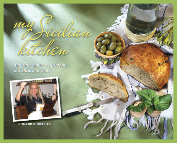 """my Sicilian kitchen"" Cookbook"