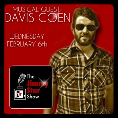 Davis Coen on The Jimmy Star Show