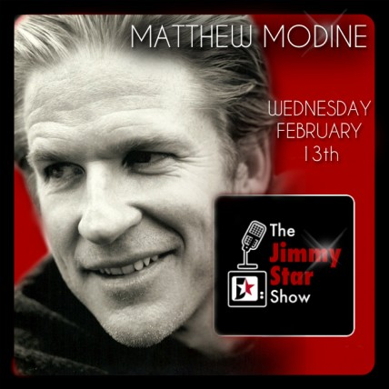 Matthew Modine on The Jimmy Star Show