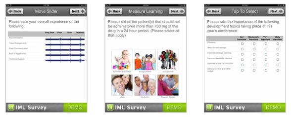 IML Survey App