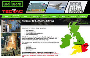new wallwork heat treatment and surface engineering web site