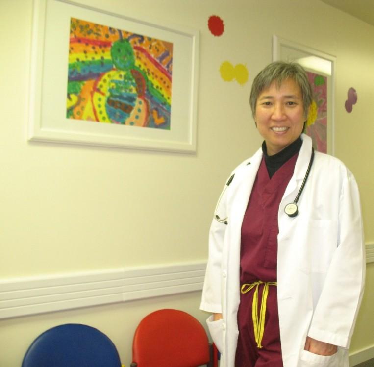 RTR Pediatrics Founder Dr. Pamela Paulhus, Danbury, Conn.