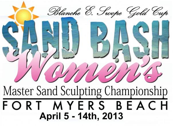2013 Sand Bash Logo