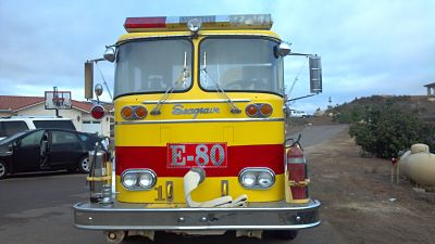 Elite Events & Party Rentals Fire Truck Special Events & Parties in San Diego