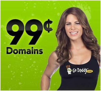 godaddy 99 domain