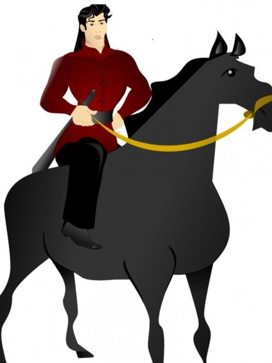 hoshangblckhorse