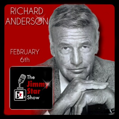 Richard Anderson on The Jimmy Star Show