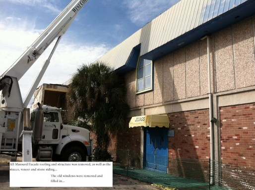 Naples Roofing Contractor Restores 1966 Iconic Building