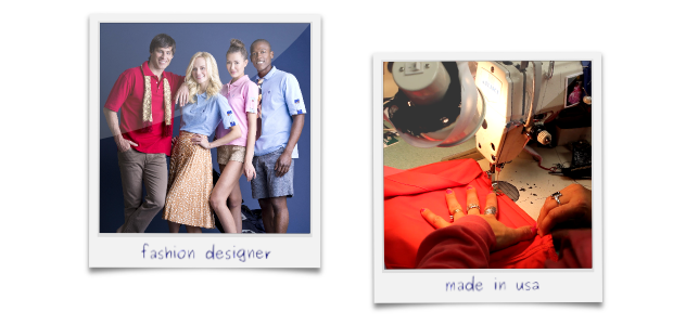 Fashion design - MADE IN USA