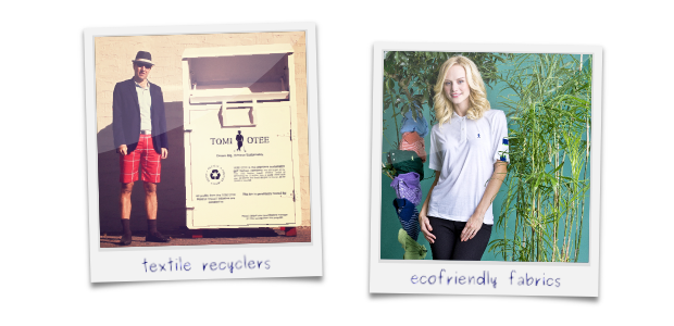 Revolutionizing ecofriendly - recycling textiles and supporting charities