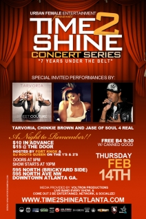 Time2Shine Valentines Series