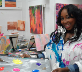 Enter to Win $100 off an Art Class