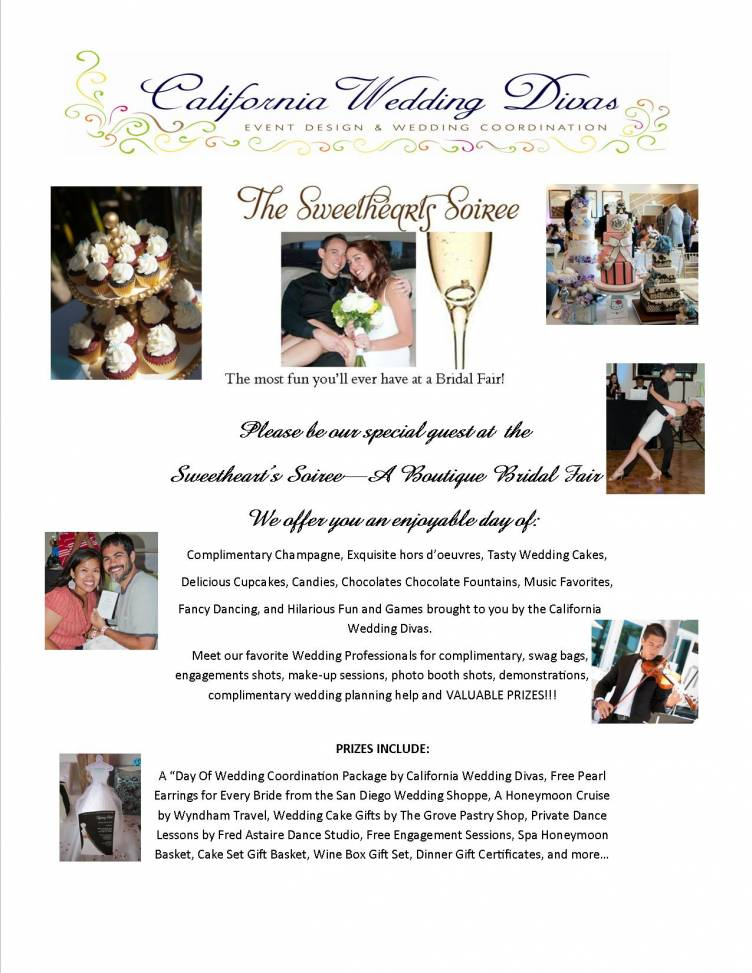 SWEEHEARTS SOIREE FLYER BRIDE